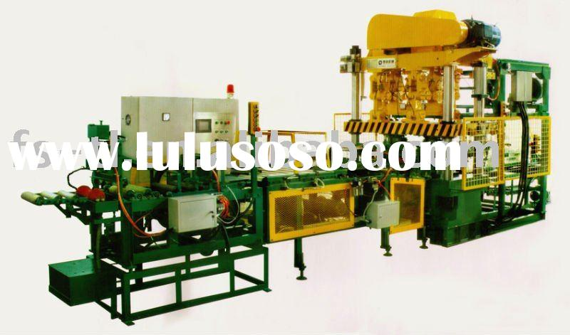 clay fired roof tile making machine Auto Roofing Tile Double Acting Press Line TL-AUTOYWJ-IIW