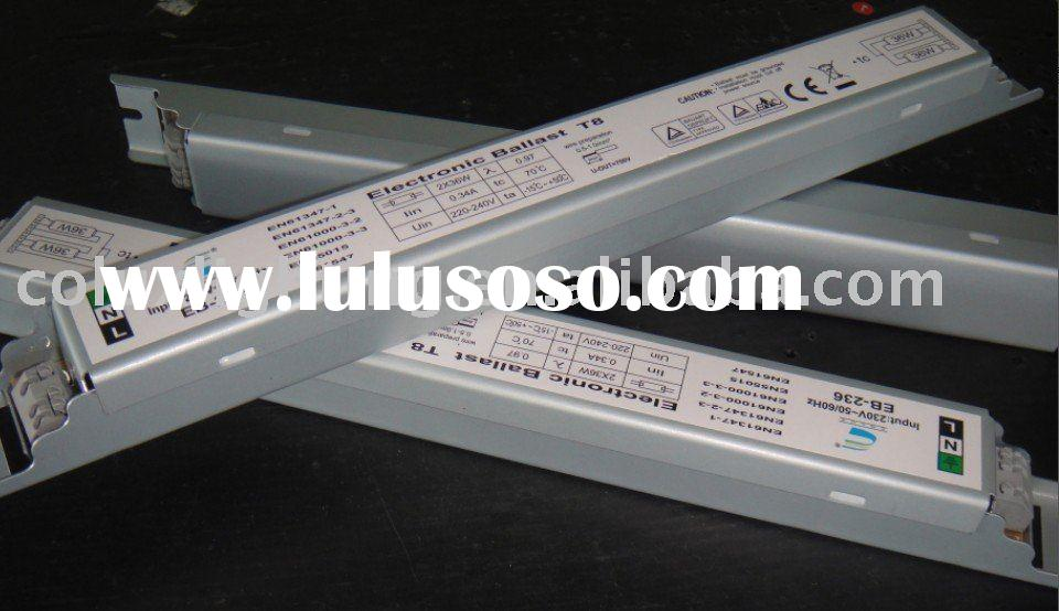 electronic ballast for T5 T8 fluorescent lamp