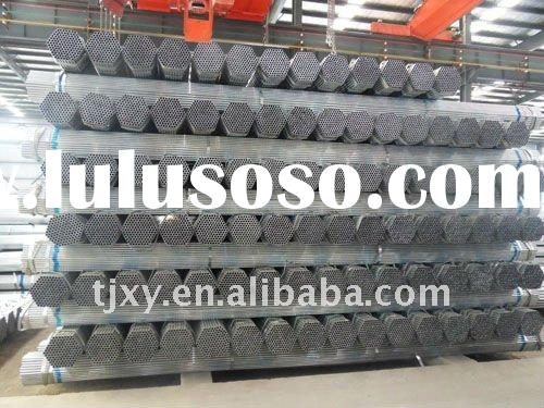 galvanized schedule 40 steel pipe