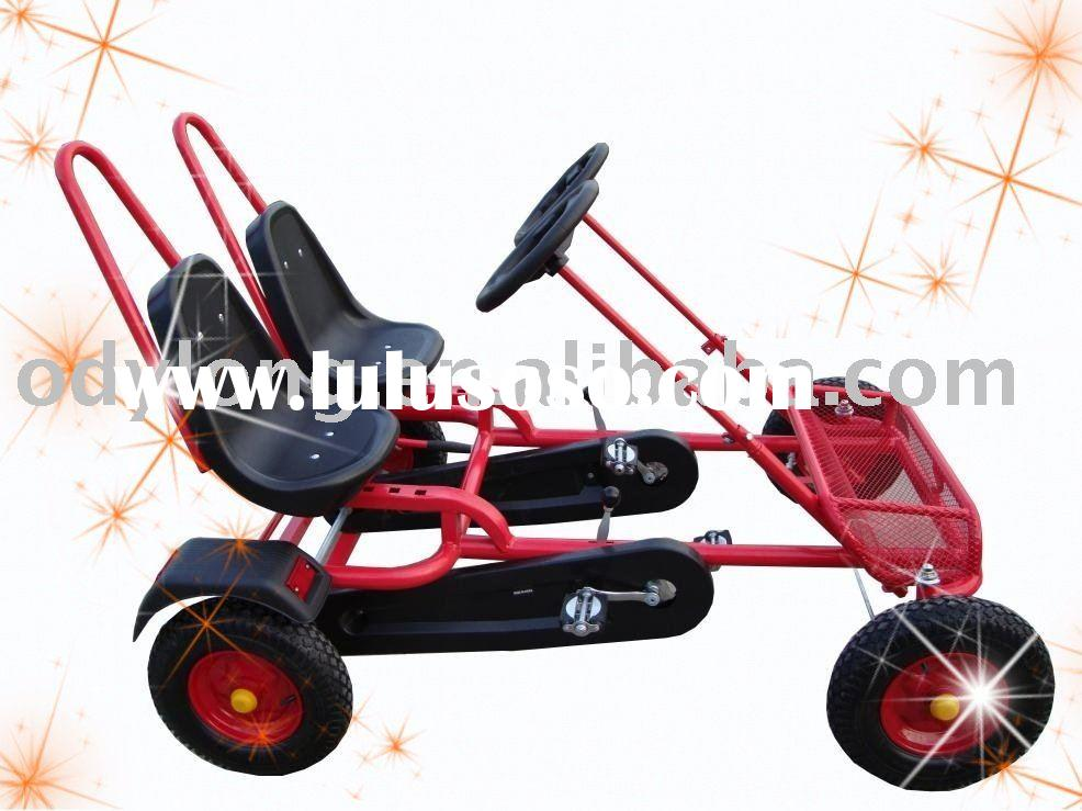 Kid Karts For Bikes Kids And Adult Pedal go Kart