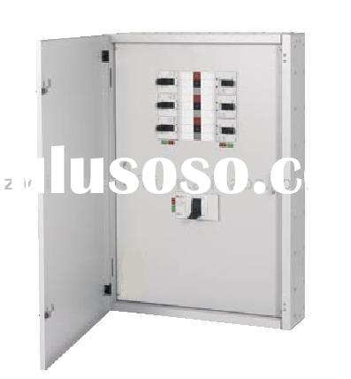 low voltage power distribution panel box