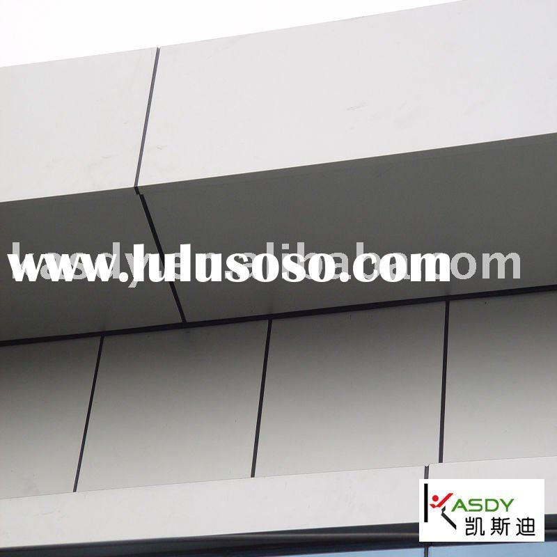 metal curtain wall system