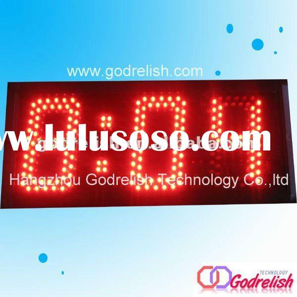 minute and second led countdown clock,led countdown timer,led timer