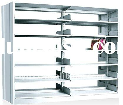 multi-layer steel warehouse shelving
