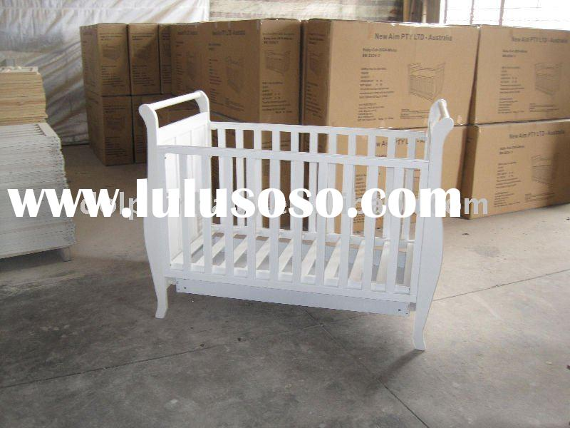 2011 Popular Baby Bed For Sale Price China Manufacturer