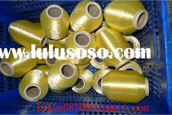 pure gold metallic embroidery yarn ST type