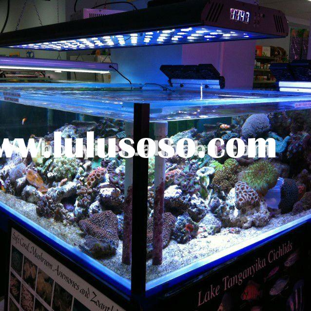 remote control automatic and manual 24inch 36inch 48inch dimmable led aquarium light