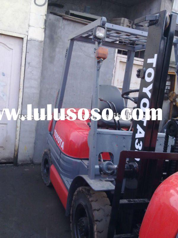 second hand forklift TOYOTA2.5TON