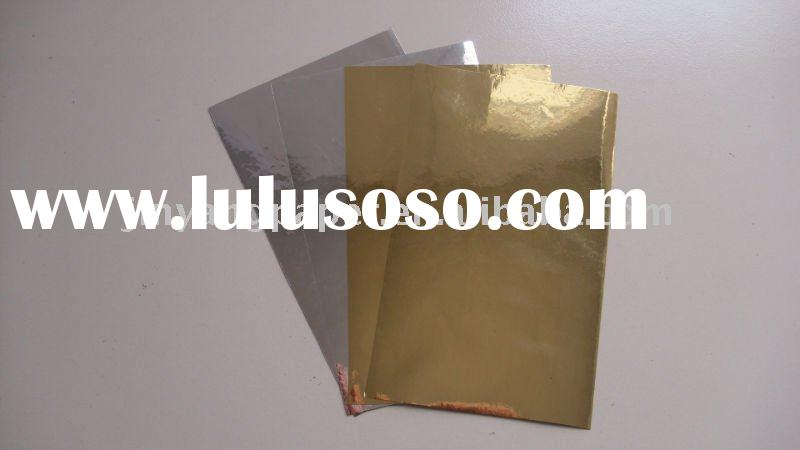 self-adhesive reflective sticker paper
