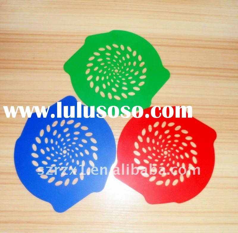 special silicone mat with small holes