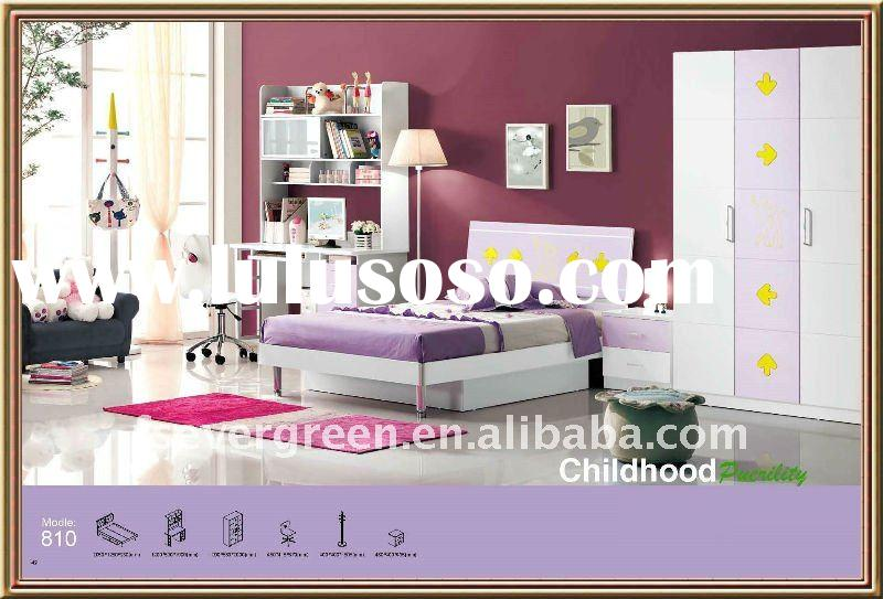 sweety child furniture bedroom suit ED810