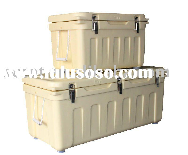 180l Plastic Rotomolded Marine Cooler Ice Chest Esky