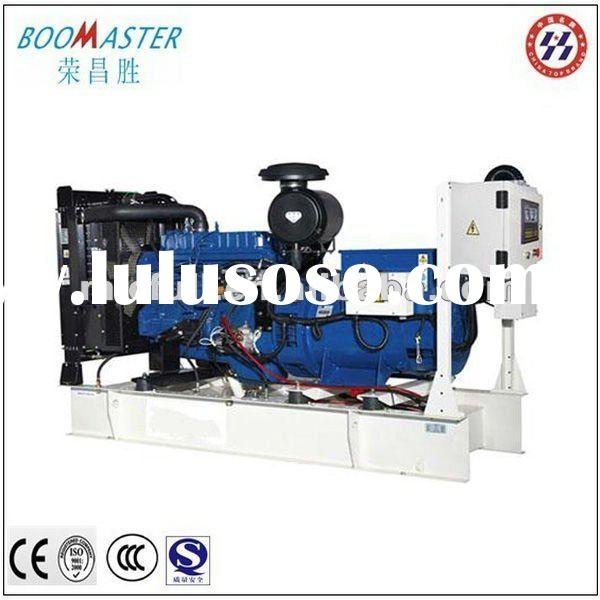 20KW/25KVa wind cooled kinetic power generator