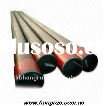 ASTM A501 seamless steel tube