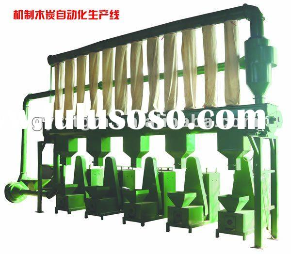 Absolute Best Quality Green Wood Charcoal Making Machine From Professional Factory