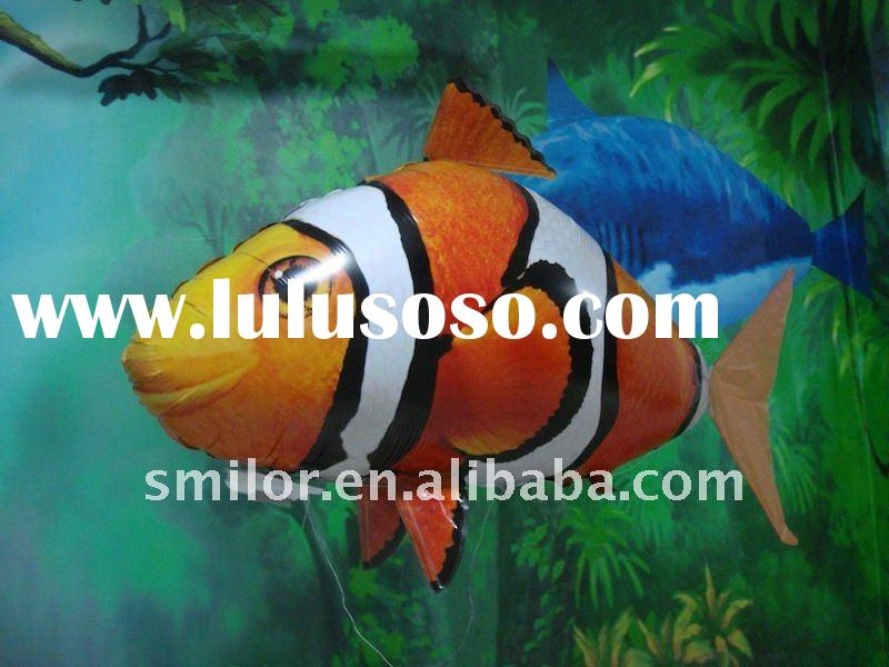 Air Swimmers-RC Giant Inflatable Clown Fish