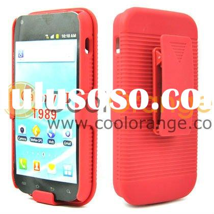 Brand New Design Belt Clip Combo Holster Case for Samsung Galaxy S2 Hercules T989