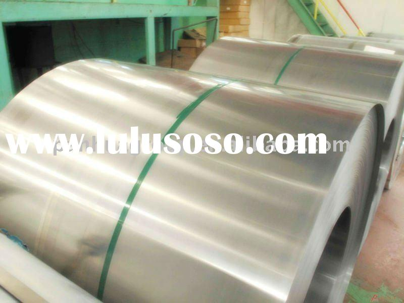 CRC SPCC JIS G3141 EN10130 CRCA Cold rolled anneald coils and sheets