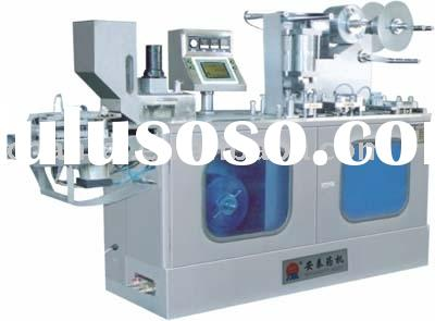 DPB-140C Servo Photoelectric Color Code Checking Flat Plate Auto Blister Packaging Machine (packing