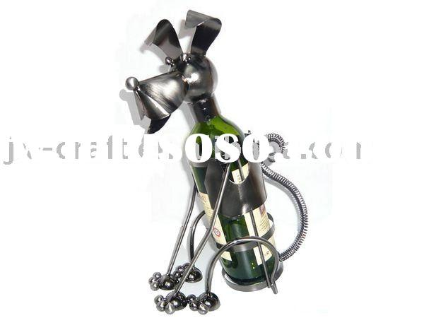 Dog Craft Wine Bottle Holder