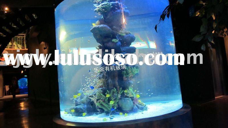 Giant Acrylic Fish Tank with Various Specifications