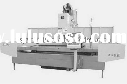 Good rigidity high precision easy control CNC Milling Machine (XK715) widely used in mold