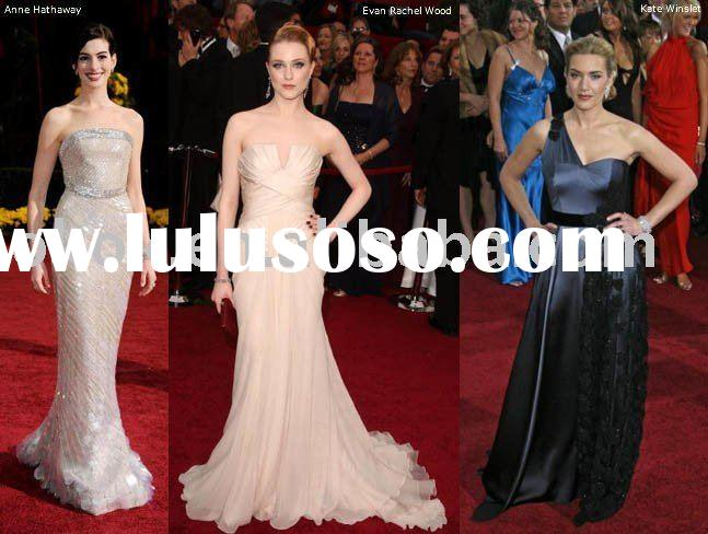 HC-063 Luxurious Pinpup celebrity red carpet dresses