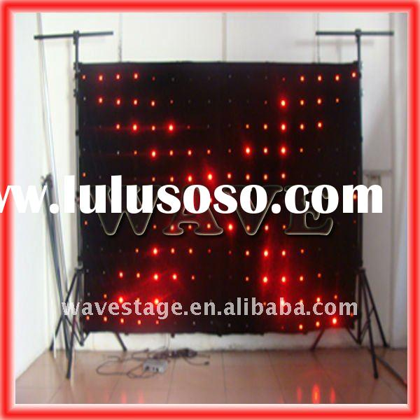 HOT!!! Video led stage backdrop (WLK-1P)