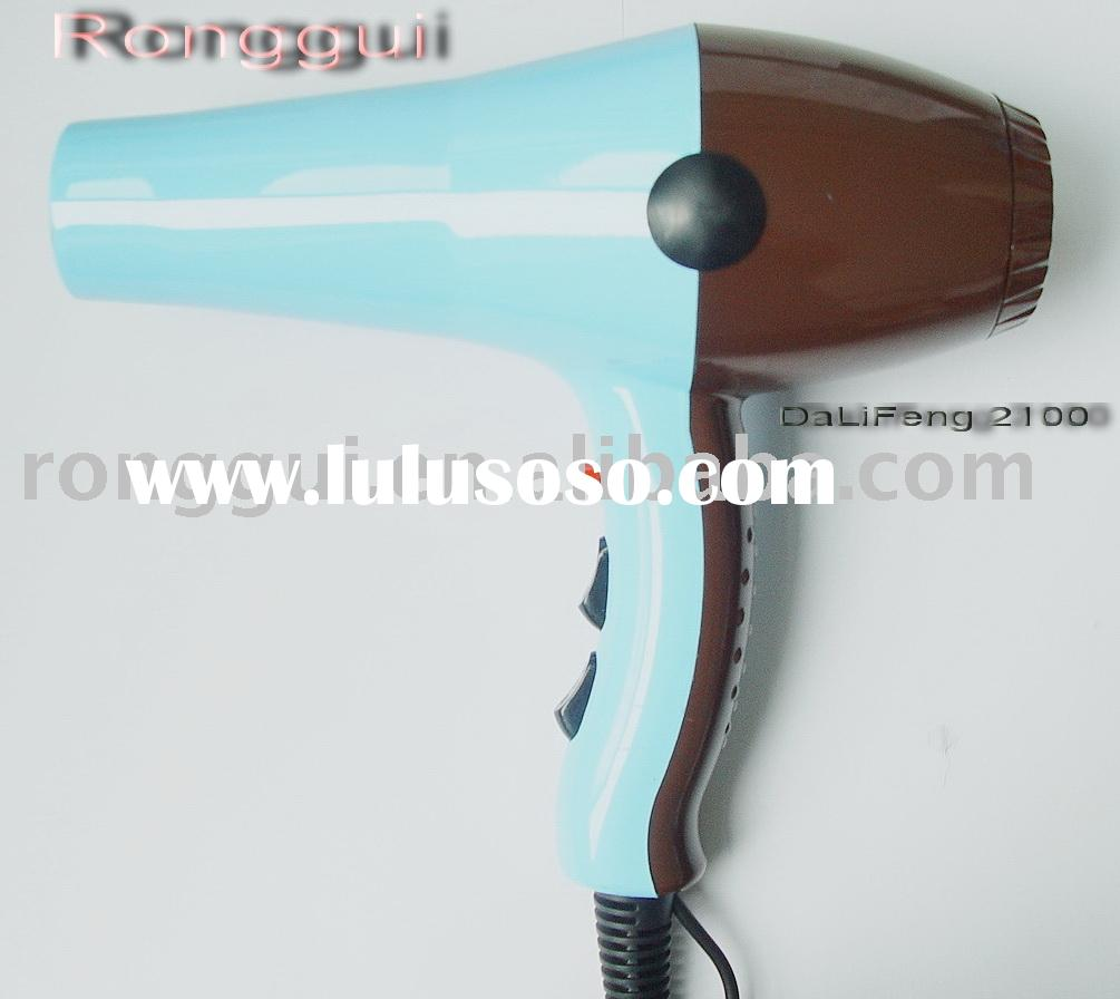 IONIC Hooded hair dryer/professional turbo hair salon equipment/Secador de pelo/Asciugacapelli