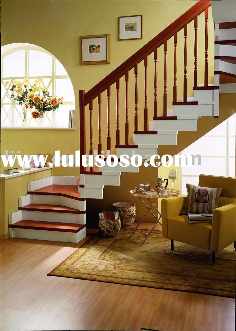 Liien Solid Wood Stairs,The Wanderlan Style Stair From Idalia