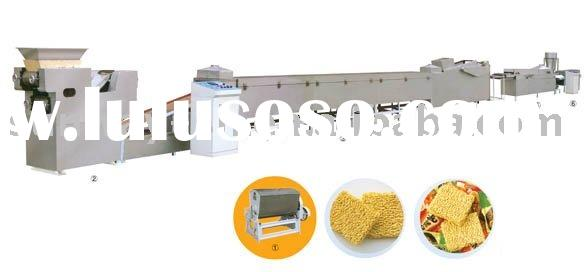 Mini Automatic Instant Noodle Production Line