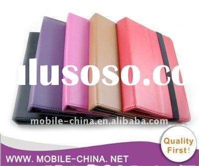 New Design Colorful Leather Back Cover Case For Amazon Kindle Fire