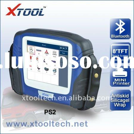PS2 Heavy Duty Diesel Professional Scanner Truck Code Reader