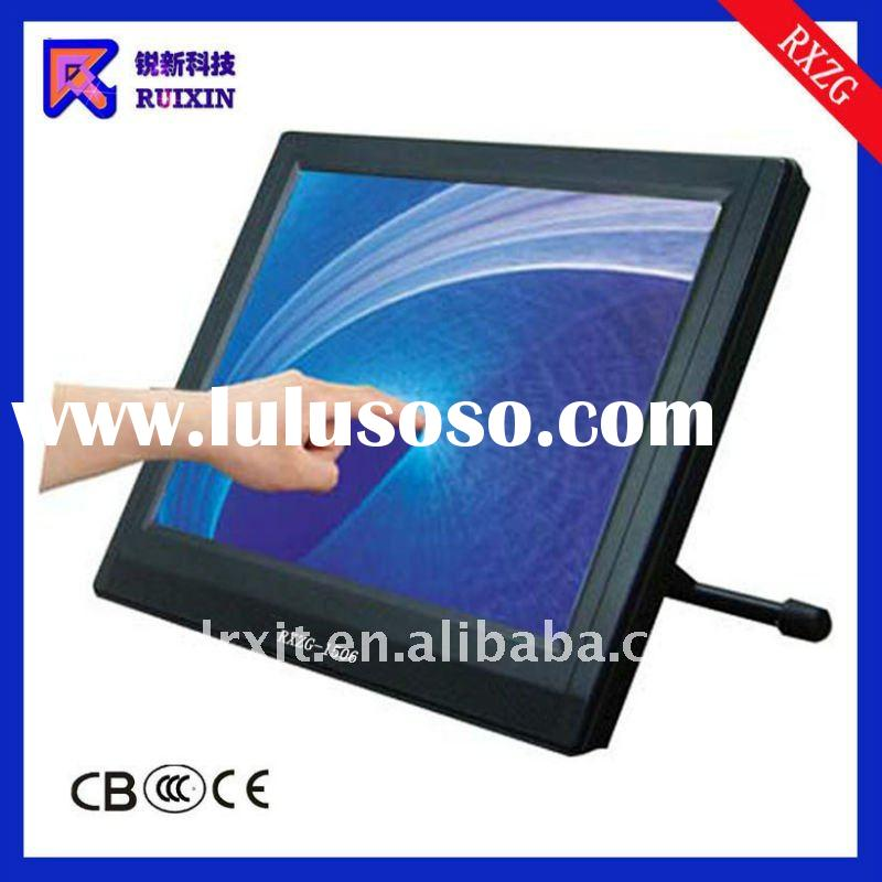 RXZG-1506 15 Inch LCD Touch screen Monitor ( SAW, Resistance,IR)
