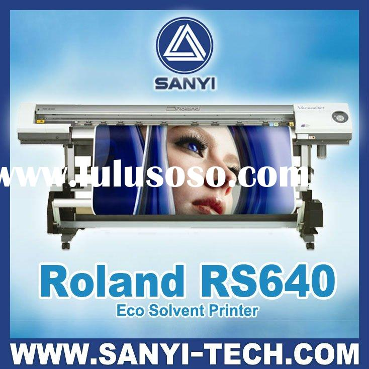 Roland VersaArt RS-640 Wide Format Printer / Eco Solvent Printer