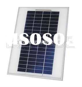 Solar Panel 6 Watt 12 Volt Multicrystalline Silicon PV