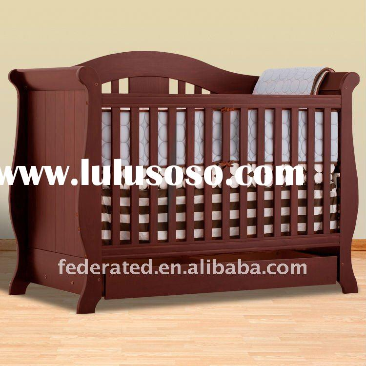 Toddler Bed in room
