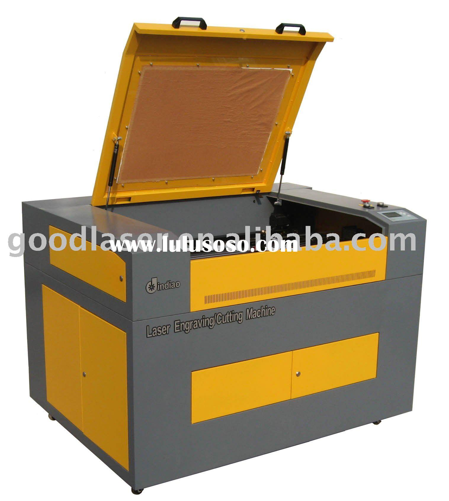Wood, Plastic, Cloth, Acrylic, Glass, Bamboo Laser Engraving Machine