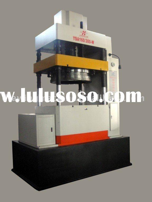 YSA145/450 cnc double action hydraulic deep drawing press