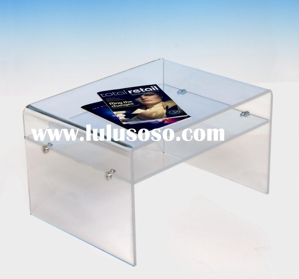 Acrylic Shelf Table Tv Lucite Waterfall Home Theater For Sale Price China Manufacturer