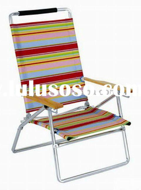aluminum deck chair/recliner chairs/folding beach chairs