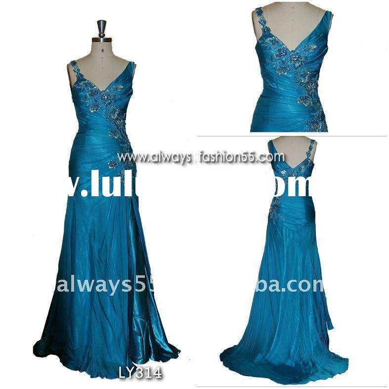 high quality maid of honor dress ly314