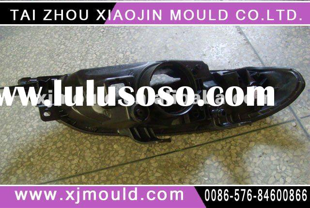 injection plastic car headlamp cover mold