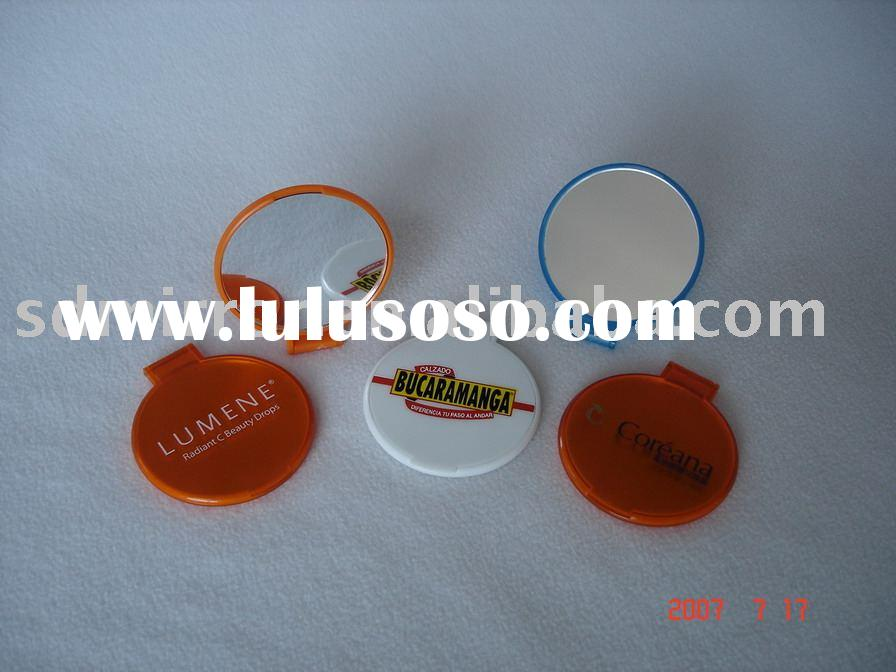 promotional gift,mini mirror,compact mirror,make up mirror