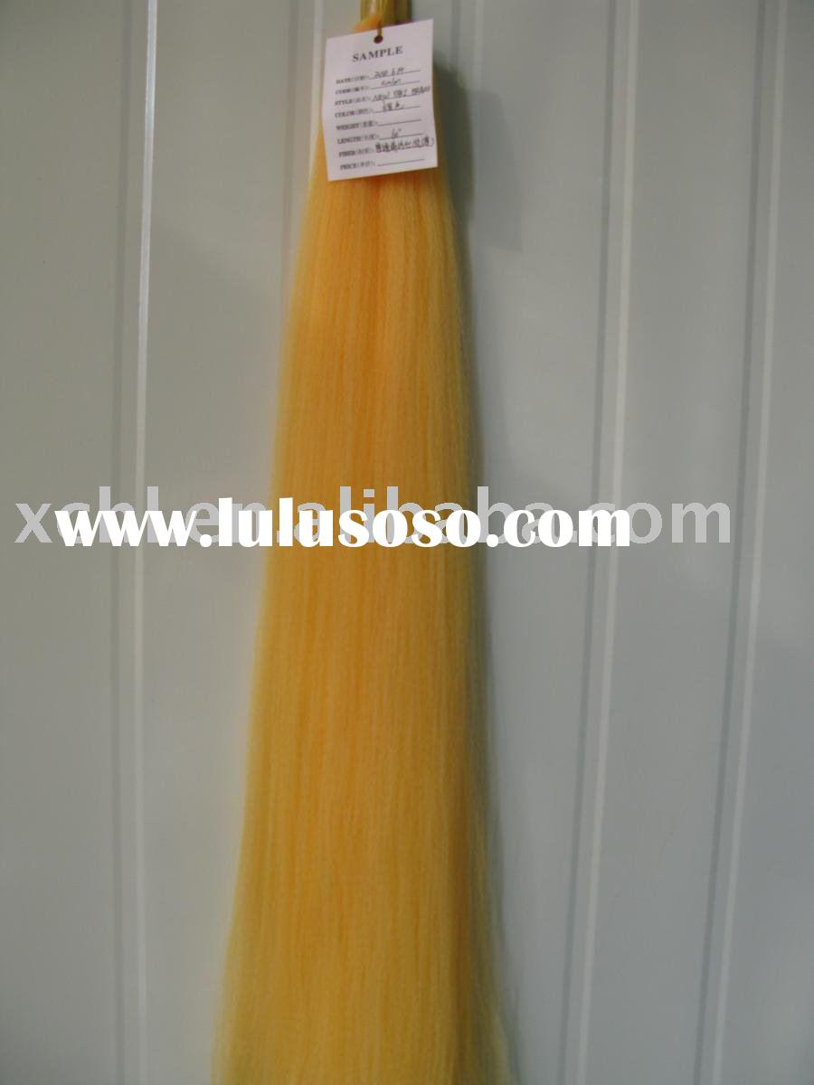 special synthetic fibre hair extension