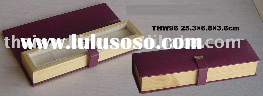 wood pen case,gift packing box,jewellery packaging case, wooden pencil box, box manufacturer,fountai