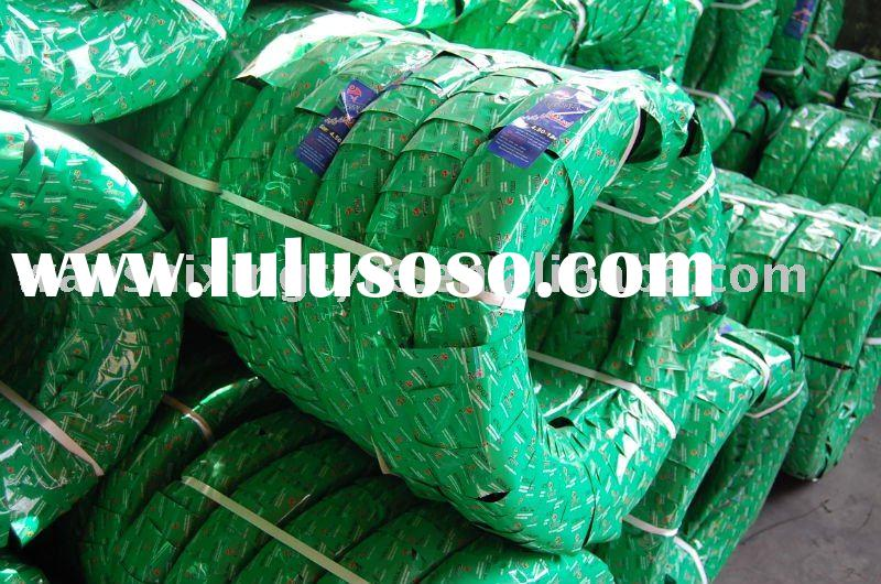 4.00-12 4.50-12 Motorcycle tyre with color wraping paper