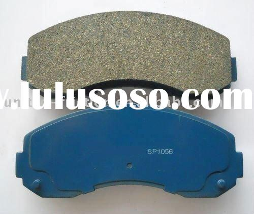 SP1056 Kia Semi/Low metallic/NAO brake pad