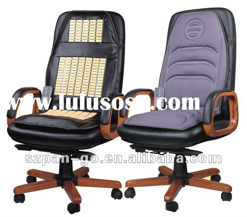 Single-side massage seat pad ( for home use or on office chair & car seat )