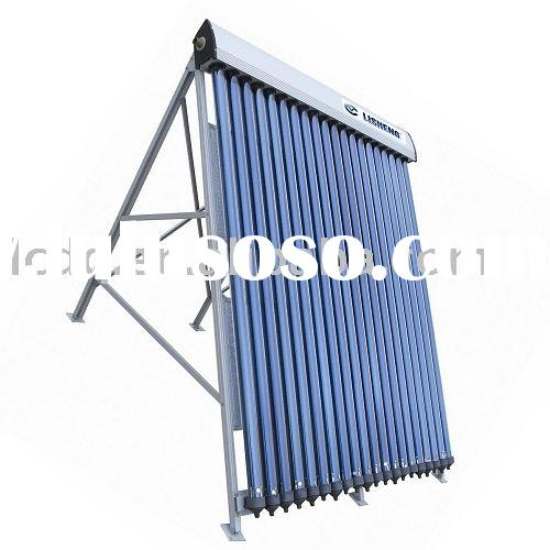 heigh efficency Solar collector with heat pipe